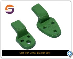 cast iron urinal brackets, cast iron urinal brackets manufacturers, cast iron urinal brackets suppliers